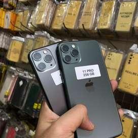 Iphone 11 pro 256Gb original anti rekondisi