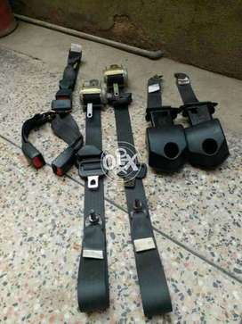 Toyota Corolla 1993 Complete Seat Belts Set For Sell