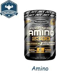 Platinum Amino 320 tablets