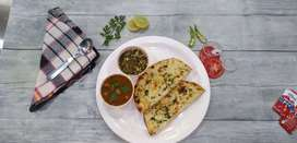 Amritsari kulcha karigar for Bangalore, tickets, stay, food, free..
