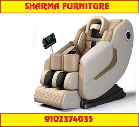 MASSAGE CHAIR At Easy EMIs at SHARMA FURNITURE