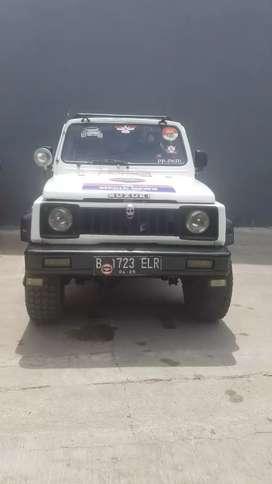 Di Jual Mobil bekas Merek Suzuki Jeep Jimny, Lokasi bekasi utara