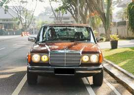 Mercedes-Benz Tiger W123 200