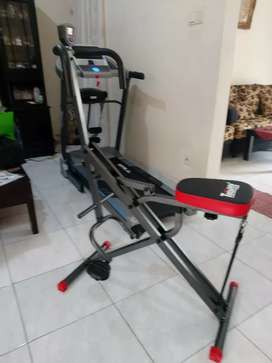 Power horse rider total fitnes