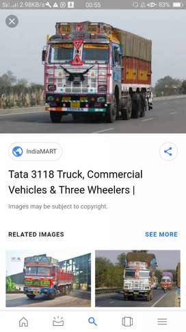 I want 2 give my 12 tyre 3118 truck on rent