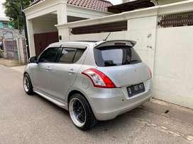Suzuki New Swift 2013 GX AT matic kondisi istimewa