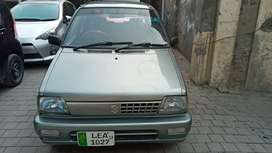 Suzuki mehran immaculate condition