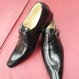 REAL LEATHER HAND MADE FORMAL SHOES