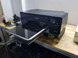 Direct to garment printing machine DTG printer