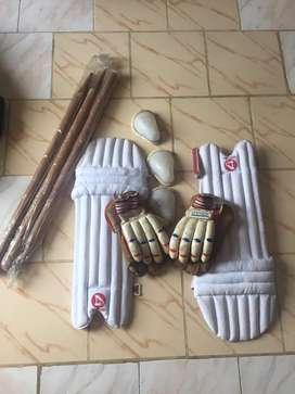 Cricket kit for 4500rs