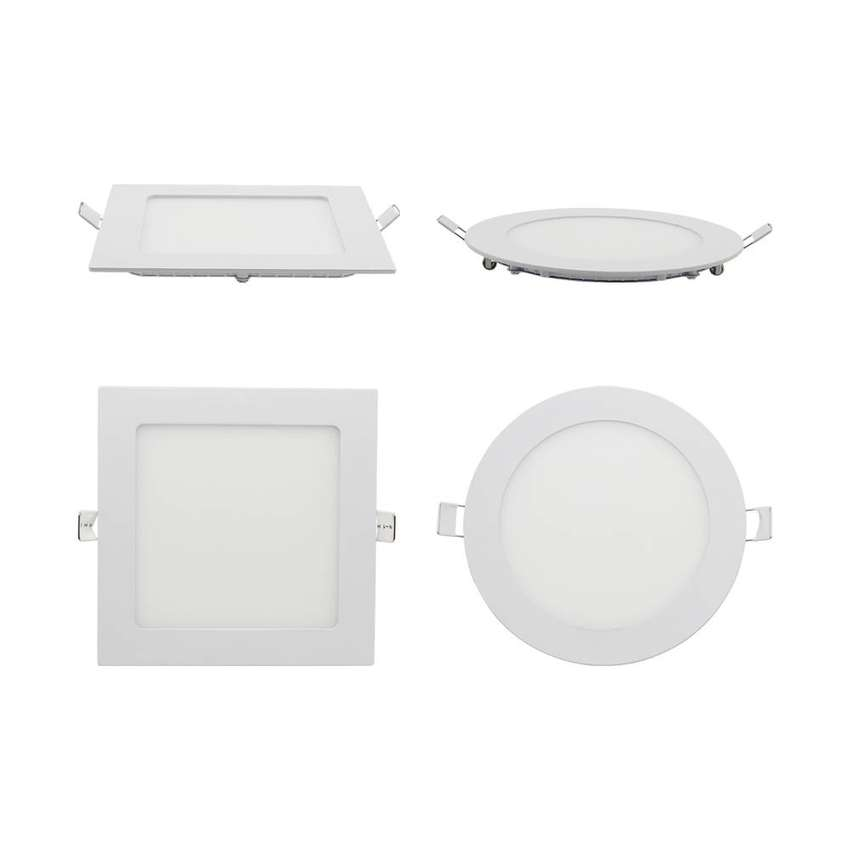 Meval 12W Lampu LED Slim Downlight 0