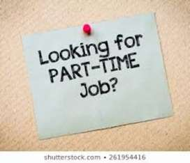 Part time jobs, work from home telecalling
