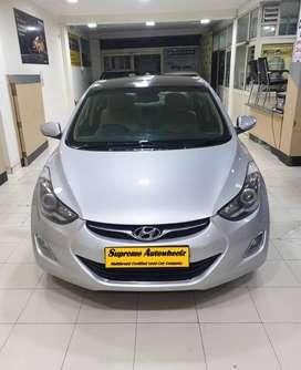 Hyundai Elantra 1.6 SX Automatic, 2013, Diesel