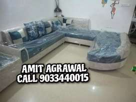 Combo of sofa set with coutch and central tabel