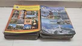 STD 10TH ENGLISH MEDIUM All BOOKS ,9TH STD  ALGEBRA &GEOMETRY