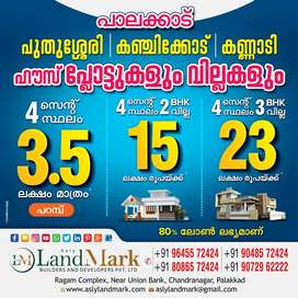 Residential plots in palakkad nearby medical college