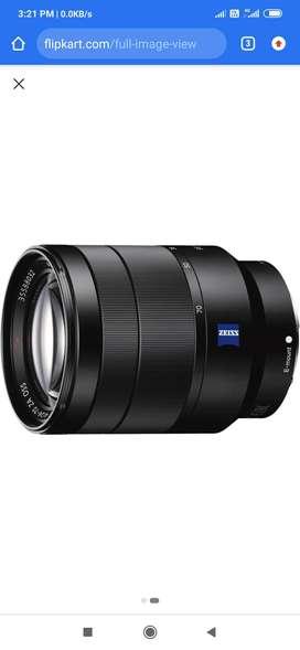 Sony  zeiss 24 70 lens
