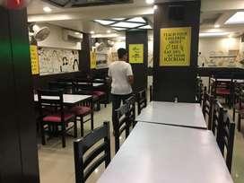 Running Restaurant Veg & Non veg With all setup on rent karve nagar