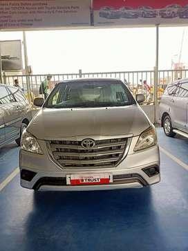 Toyota Innova 2.5 G 7 STR BS-IV, 2014, Diesel