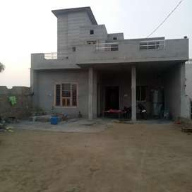home location on main road which link to malout to muktsar three shop