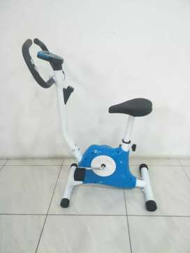 TL 8215 bike fitnes statis new red blue