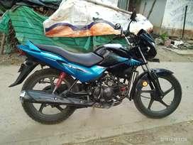 Hero Glamour model 2015 good condition address maslandapur