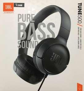 Dijual Cepat Headphone JBL Tune 500 By Harman Original