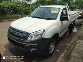 New ISUZU D Max Flatdeck Hr commercial vehicle (BS 4 registered)