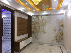 This spacious 2 bhk builder floor is available for sale and is located