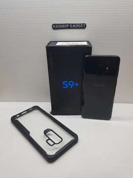 Samsung S9 Plus Blue Sein Resmi Fullset OEM Ram 6 Rom 128GB Cari TT an
