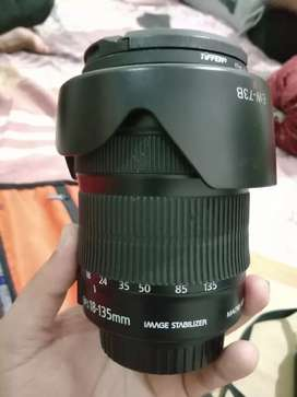 Canon 18-135mm stm