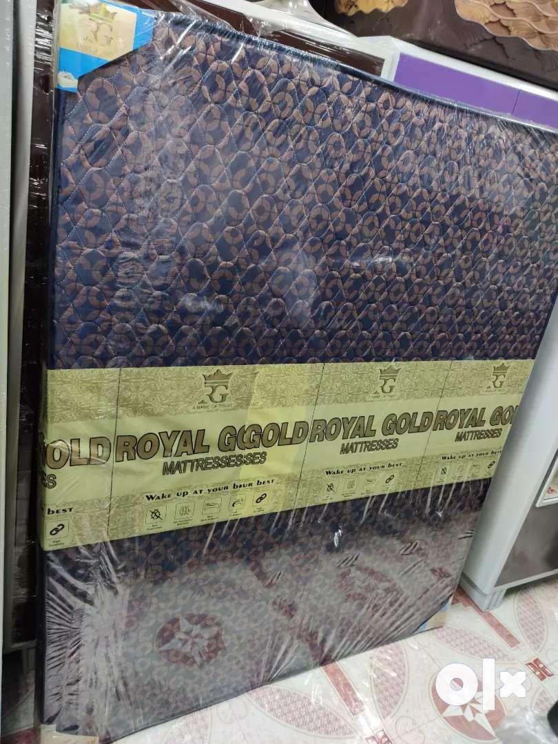 Queen Size Bond Foam Mattress brand new packed piece 0