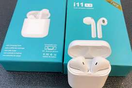11 Tws Airpods Touch Control With Charging Box