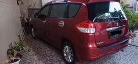 Suzuki ertiga GX 2012, pemakaian 2013