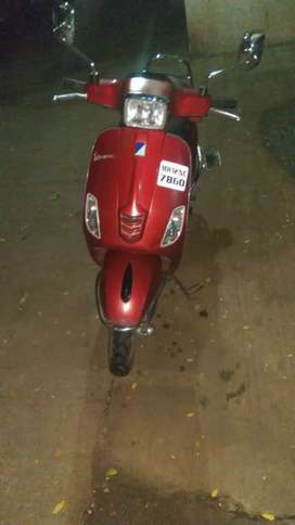 Vespa 150 brand new condition servicing done just take and drive