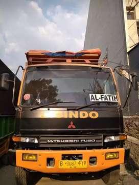 Sedia Fuso dan Tronton pengiriman skala besar ke seluruh Indonesia