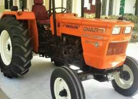 ALL GHAZI (65HP) TRACTORS IN EASY INSTALLMENT PLAN PY
