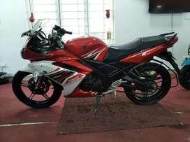 Yamaha r15 ( model - 2018 ) ( 23000 km )