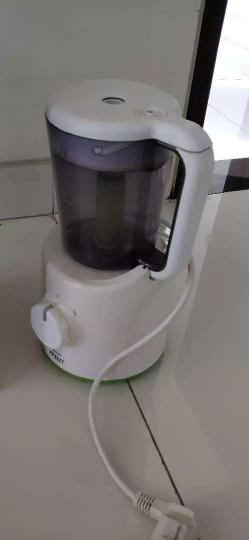Blender steam Mpasi