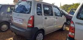 Maruti Suzuki Wagon R LX BS-III, 2009, Petrol