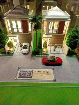 rmh investasi menarik skyville residence group java paragon murah mewa
