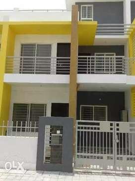 3BHK Duplex on BDA Rd Awadhuri 39.9 lakh