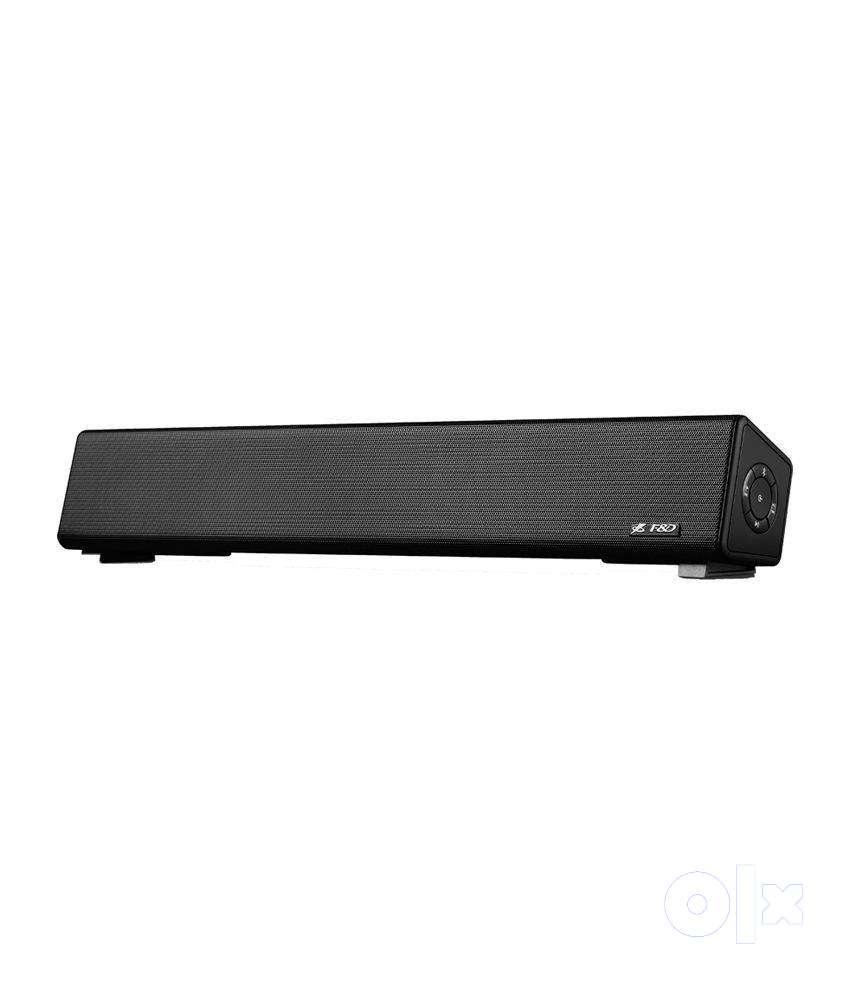 F&D E200 Soundbar Speaker System (Black) 0