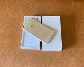 Iphone 6s plus 64gb gold superr mulus