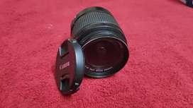 18-55 lens canon