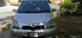 Toyota vitz model 2000 register 2011 Neat and clean car