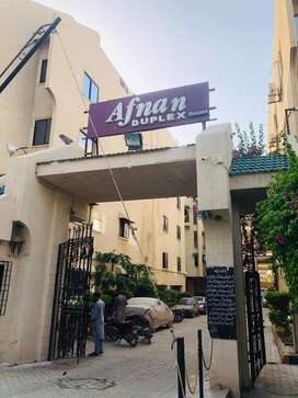 4 BedDD Afnan Duplex House for Sale in Gulistan-e-Johar Block 3A