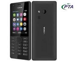 Nokia 216 Black color 10/08 condition  original battery only mobile