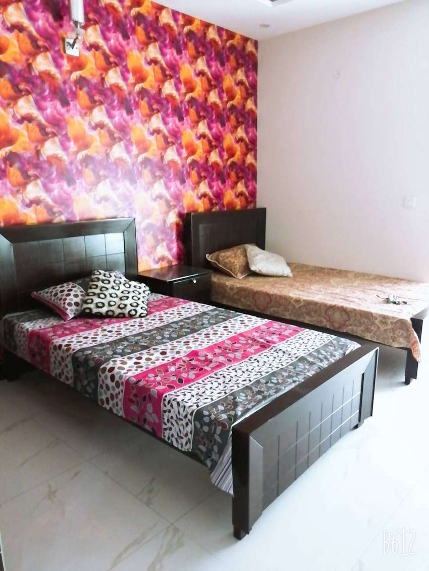 NM Girls hostel near shokat khanam Johar Town Lahore 0