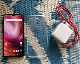 OnePlus 7  8gb Ram 256 Storage Red Colour. Charger and Bill Available.
